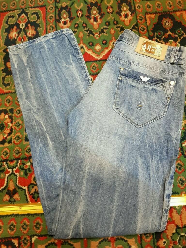 arami jeans waist 34