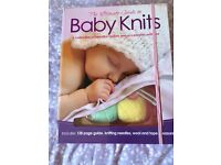 Baby knitting guide - unwanted gift