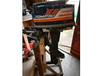 Tohatsu 9.8 outboard