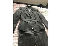 Ladies next grey suit