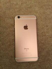 iPhone 6s rose gold 64gb unlocked