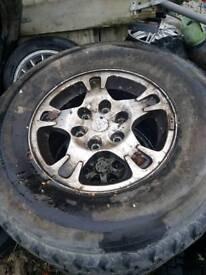 Mitsubishi at tyres and rims