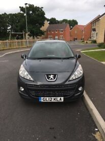 Peugeot 207 1.4 HDI Sportium 3dr for sale!