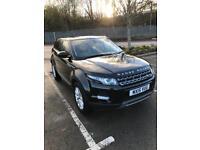 Land Rover Range Rover Evoque PURE ED4