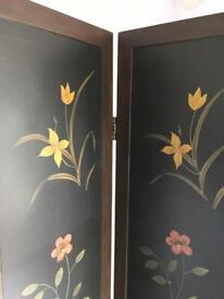 Room divider/dressing screen