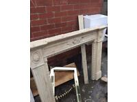 Marble fire surround FREEEEE