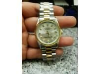 Rolex datejust daydate automatic swiss sweeping movement £35 2 for £60 onoo