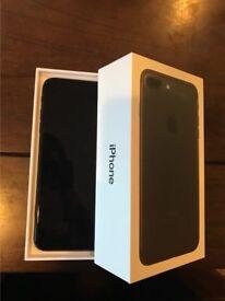 iPhone 7 Plus Black 265GB