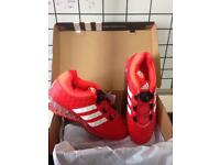 Size 7 Adidas Weightlifting shoes