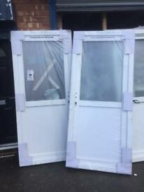 Brand new Upvc doors for sale clearance only £199