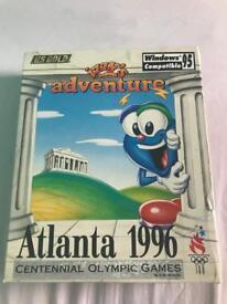 Izzy's adventures Atlanta 1996 PC