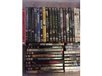 Job lot dvds over 150