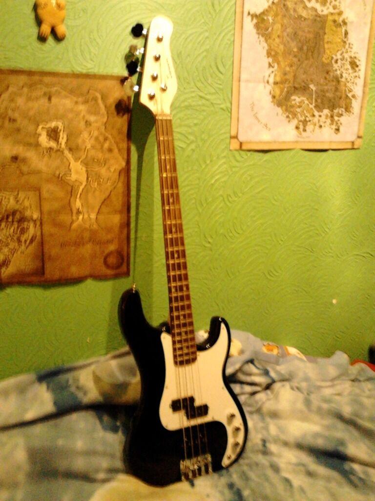 Tenson Guitars Bass Tenson Bass Guitar And