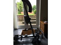 Rowing machine. As new from Next, never used. Folds up for easier storage