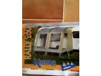 kampa Rally 260 awning unused