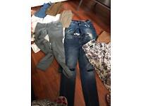 Skinny jeans size 8