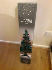 Fibre optic tree