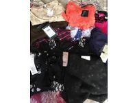 Clothes bundle ladies size 6/8 lot of 10 items