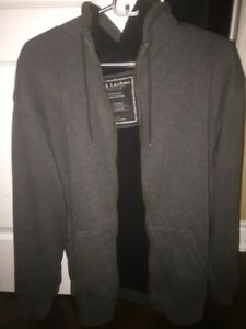 Selling a grey Footlocker zip up hood
