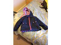 Jojo maman Bebe coat