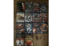 ps3 games and ps2 games