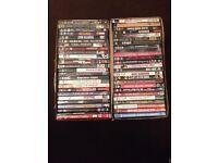 50 brand new sealed DVDs