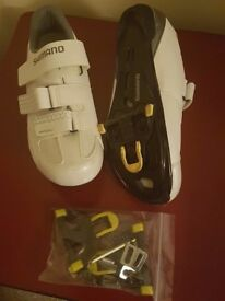 Shimano Women's RP2W SPD-SL Bike Road Shoes