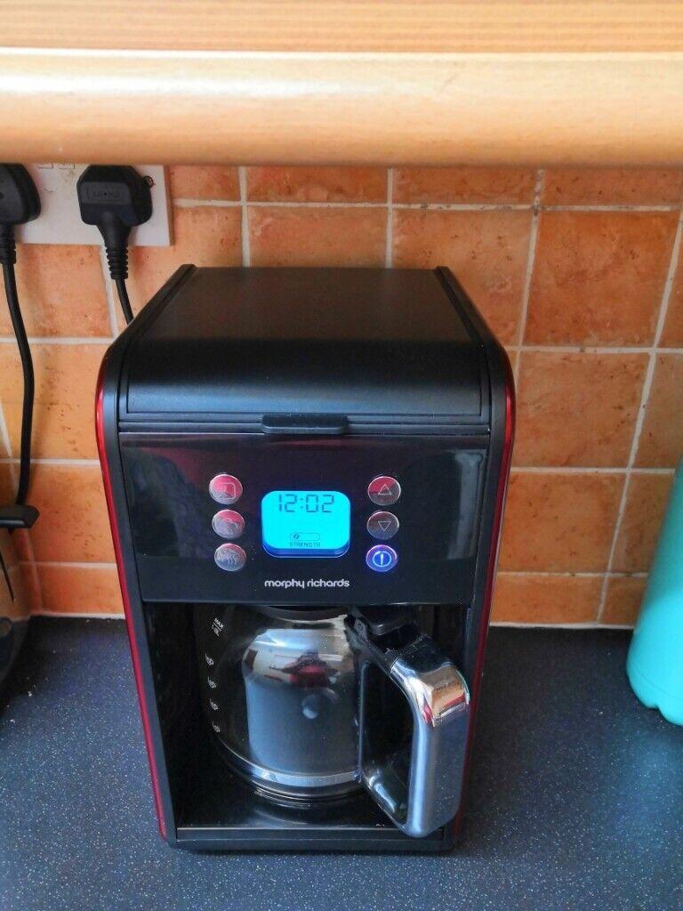 Morphy Richards Coffee Maker In Kensington Merseyside Gumtree