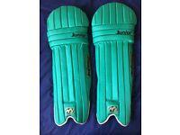 Cricket junior pads New