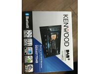 Kenwood stereo gps navigation