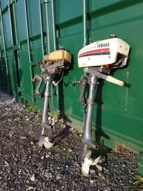 yamaha 2A outboard spares or repair