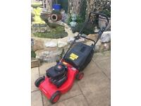 Petrol lawnmower great condition fully serviced