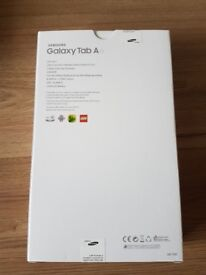 Brand new in box Samsung Galaxy Tab A
