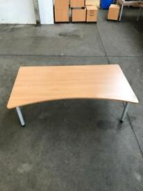 1800mm Beech Gaming Table
