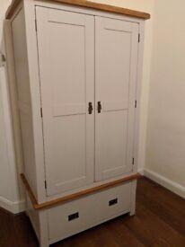 Oak Bedroom Furniture (Oak Furniture Land) - Kemble Wardrobes (2), Orrick King Size Bed
