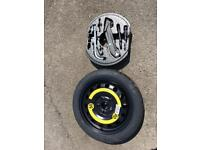 Golf MK 5 Spare Wheel and Jacking Kit