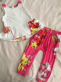 Ted Baker Outfit 12/18m