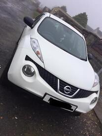 Nissan Juke Acenta 2012