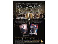PROSECCO PARTY FESTIVAL NOTTINGHAM HALLOWEEN FESTIVAL