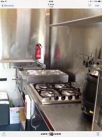 burger van/catering trailer