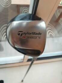 Taylormade R360ti 9.5° driver