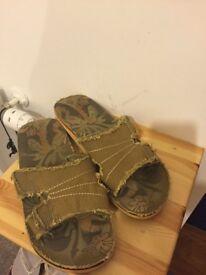 Mens summer sandals