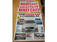 4 what car magazines