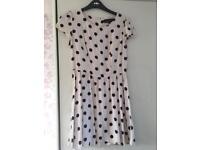 Topshop petite dress 8