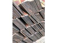 Clay Roof tiles / Reclaimed (Used) Clay Tiles.