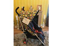 Orla kiely maclaren stroller buggy pushchair