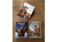 Julia Donaldson - The Gruffalo and Gruffalo Child DVD gift set