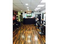 Barbershop salon furniture