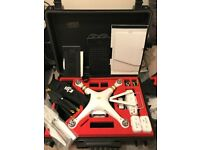 DJI Phantom 3 professional with lots of extras