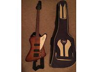 Tokai Thunderbird Bass Guitar | £200 | Similar to Gibson Thunderbird | Soft case included